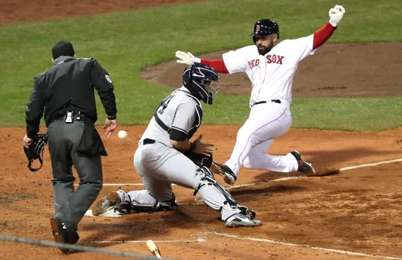 Right now the Red Sox are everything the Yankees aren't