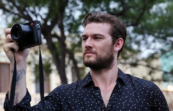 Alex Pettyfer Opens Up About Celebrity and Directing His Sexy Drama 'Back Roads'