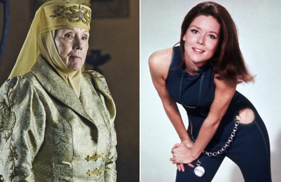 Diana Rigg had to deal with awful male fans early in her career