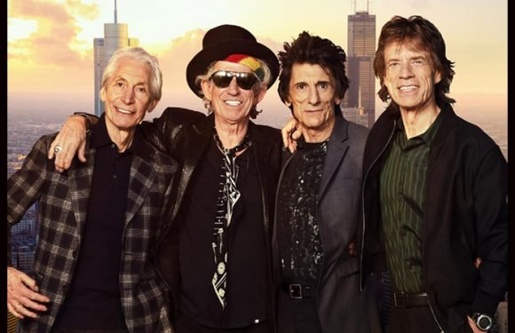 Rolling Stones Reveal UK Tour Openers