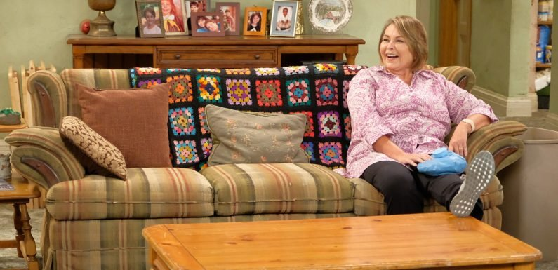 How 'Roseanne' recreated its iconic couch