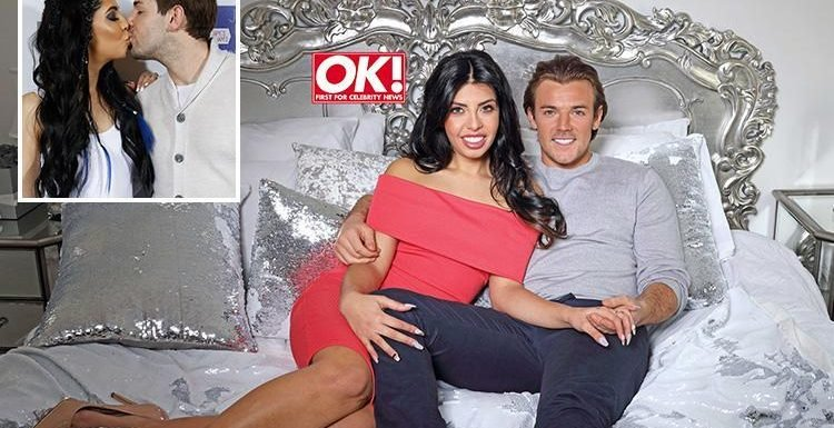 Love Island's Cara De La Hoyde and Nathan Massey say baby son has 'brought them closer' as they hint marriage is on the horizon