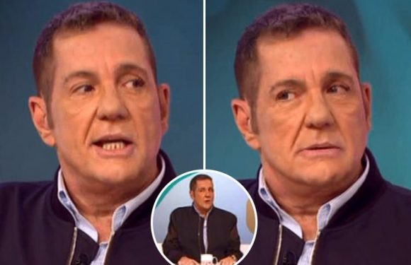 Loose Women airs Dale Winton's heartbreaking last interview in which he opened up about mental health and joked about his terrible taste in men