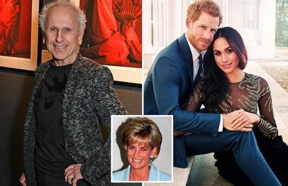 Wayne Sleep says Meghan Markle will never be loved as much as husband to be Prince Harry's mum Princess Diana