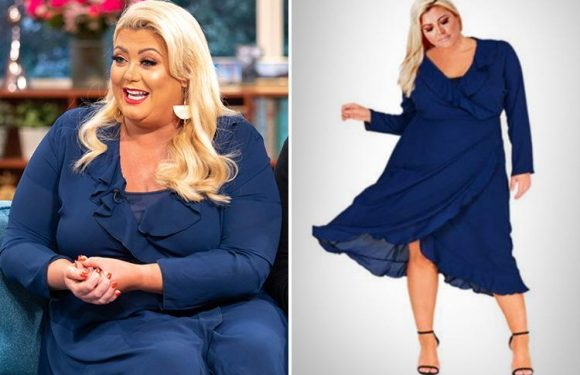 Gemma Collins issues grovelling apology as she admits photoshopping her head onto models' bodies