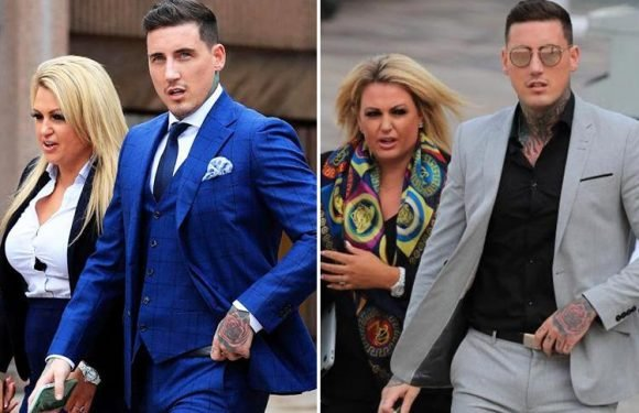 Jeremy McConnell is 'living with his solicitor Katie' after she 'rescued him' from jail hell
