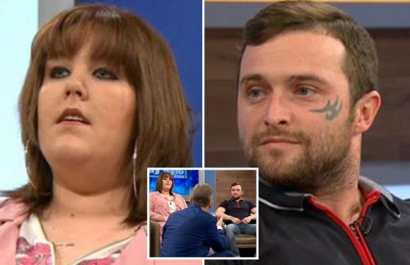 Jeremy Kyle fans stunned as former jailbird reveals his wife shacked up with his DAD
