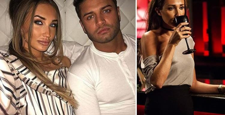 Loved-up Megan McKenna says muggy Mike Thalassitis could be 'the one' as she hints at return to Towie