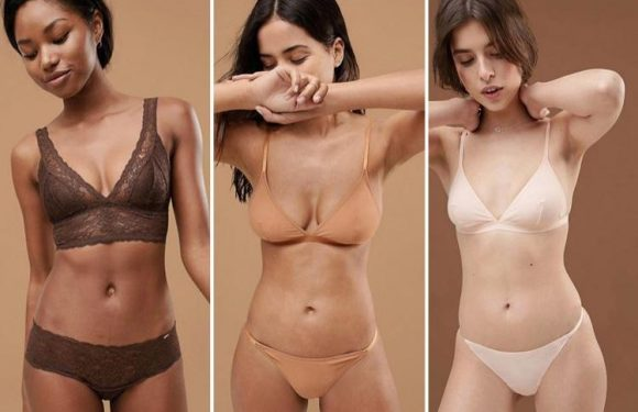 ASOS are praised for their new 'nude' lingerie line that suits almost ANY skin tone