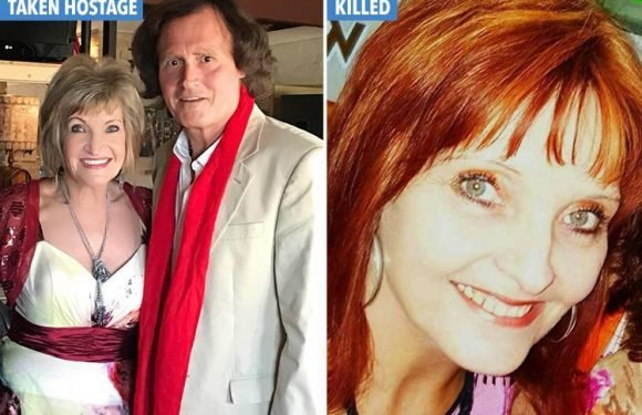 Four men arrested over brutal shooting of a British engineer's sister-in-law by 'white hating' gang in South Africa