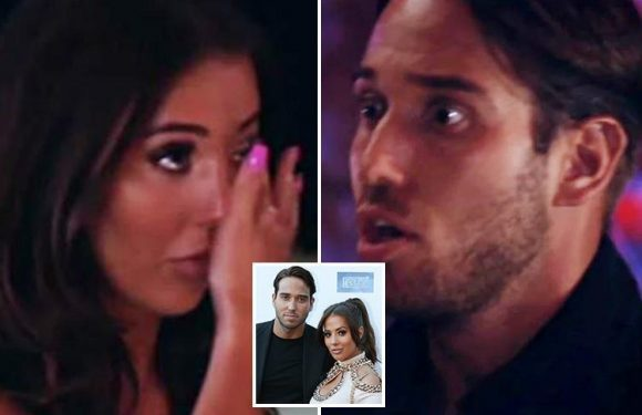 Towie's James 'Lockie' Lock defends his furious rows with girlfriend Yazmin Oukhellou and insists he's a 'good guy'
