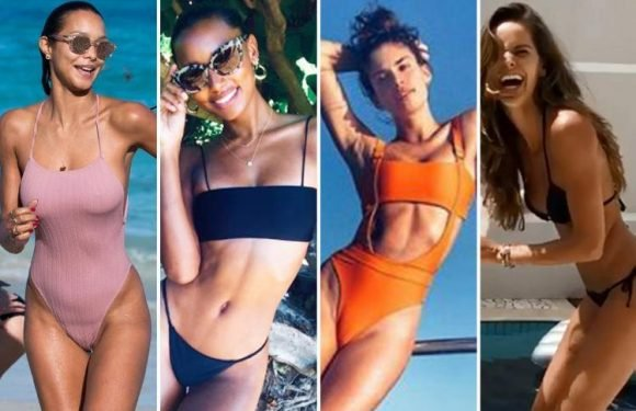 Victoria's Secret models have been flaunting their bods on the beach – here are their fitness secrets