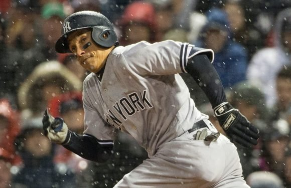 The problem with Yankees fans' Ronald Torreyes wish