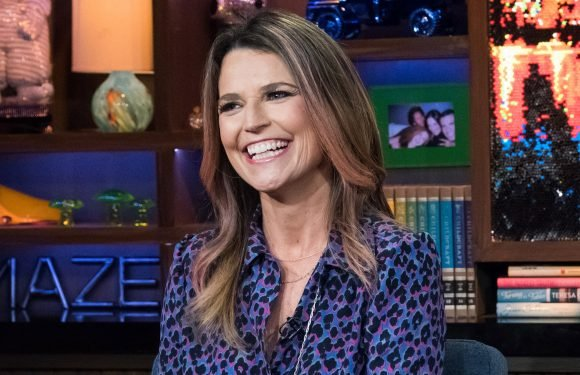 Savannah Guthrie: 'I don't mind looking 46'