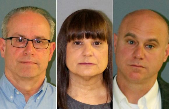 School admins arrested in classroom 'fight club' scandal