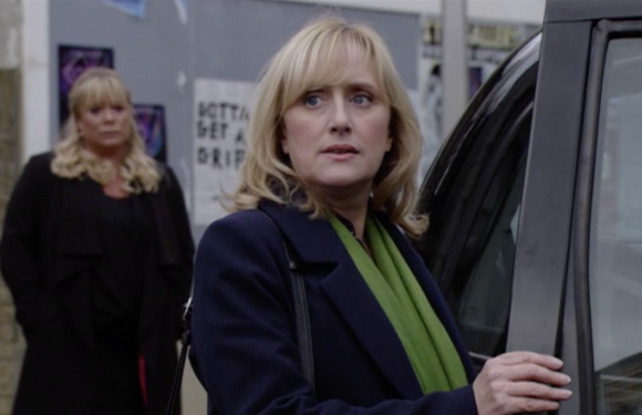 EastEnders' Michelle Fowler leaves Walford after proving she didn't abuse Hunter Owen