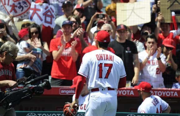 The con is over, and Shohei Ohtani looks Ruthian