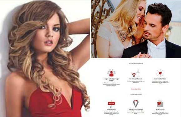 Inside 'sugar daddies' website Seeking Arrangement which offers honest dating… but is actually used to auction young women's virginity