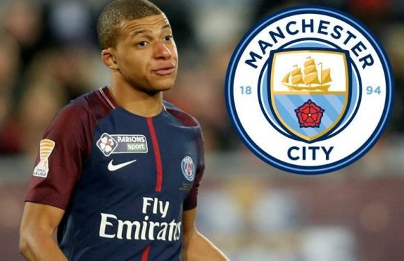 Man City 'could make sensational move for Kylian Mbappe' if PSG fail Uefa's FFP regulations and have to cash in on £167million wonderkid
