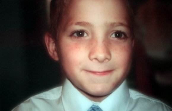 Parents' tragic clips of boy killed by speeding driver after beating leukaemia