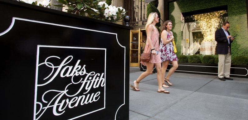 You'll soon be able to get a tattoo at Saks Fifth Avenue