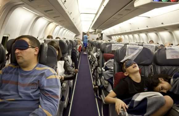 Beds are coming to economy class flyers — but there's a catch