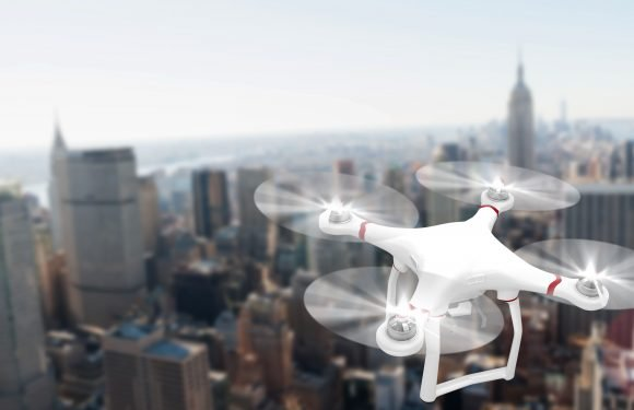 Terrorists' use of drones has NYPD on alert