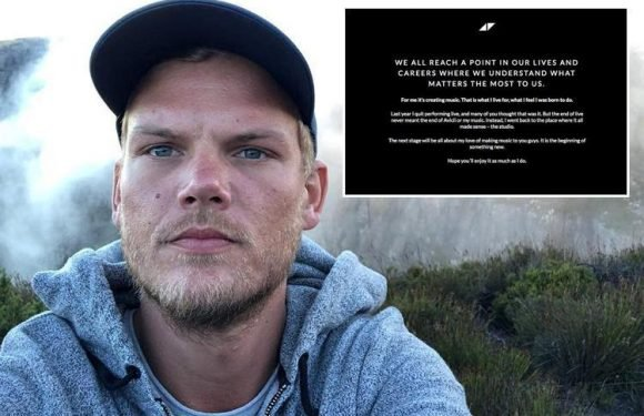 Avicii spoke about 'next stage' of his life in poignant message before his death