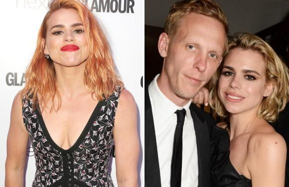 Billie Piper admits to 'huge crisis' in her thirties after tough divorce from Laurence Fox