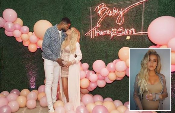Khloe Kardashian 'plans to keep baby's birth secret' so she can enjoy first few days as a mother