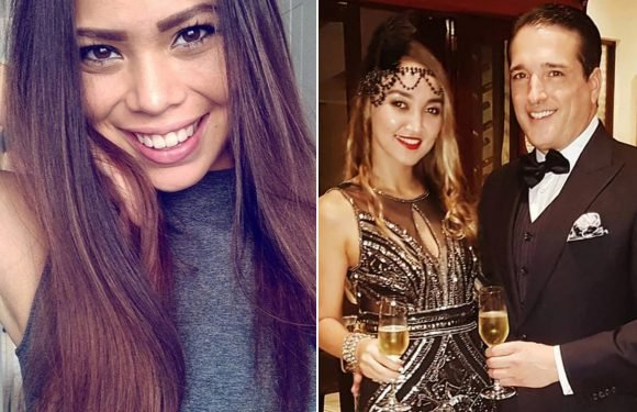 'Swinger couple' admits having threesome with model shortly before her death
