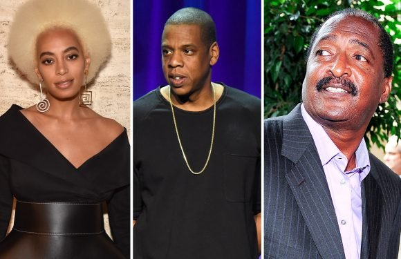 Mathew Knowles 'laughed' at Solange's elevator brawl with Jay-Z