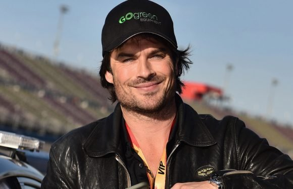 Can Ian Somerhalder only play vampires?