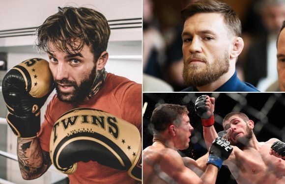 Geordie Shore and Bellator star Aaron Chalmers discusses Conor McGregor arrest, dangerous weight cutting and his high-flying team