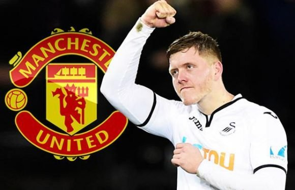 Manchester United sent scout to watch Swansea star Alfie Mawson during last weekend's 1-1 draw with West Brom