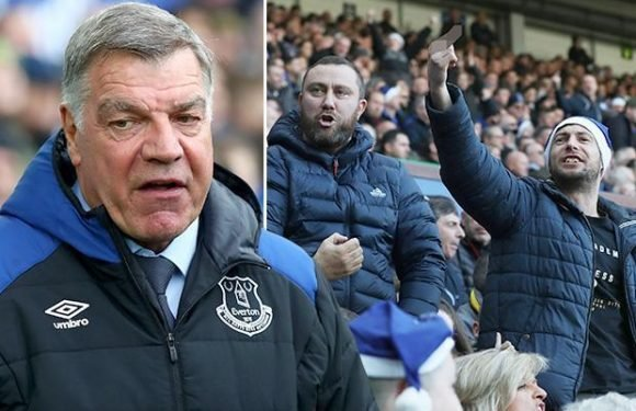 Sam Allardyce was never Everton fans' No1 choice… but asking supporters how they rated their boss in a survey was jaw-droppingly crass and cowardly