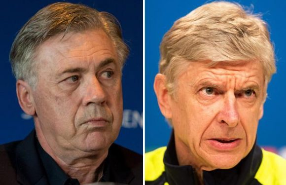 Carlo Ancelotti refuses to rule himself out of running for Arsenal job to replace Arsene Wenger
