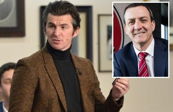 Fleetwood Town chairman Andy Pilley explains why he opted chose controversial Joey Barton as manager