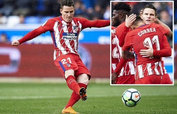 Alaves 0 Atletico Madrid 1: Diego Simeone rests big names ahead of Arsenal clash as Kevin Gameiro salvages all three points from the spot
