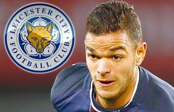 Paris Saint-Germain flop Hatem Ben Arfa 'wouldn't be against' a move to Leicester as he nears exit