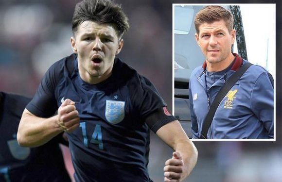 Steven Gerrard's cousin Bobby Duncan joining Liverpool from Manchester City