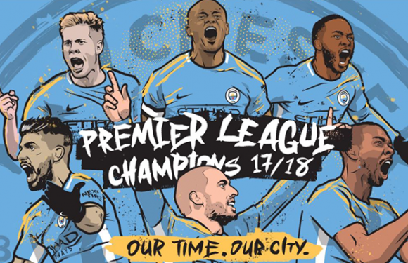 Man City win Premier League title after Manchester United lose to West Brom