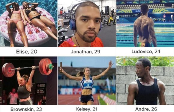 Randy athletes use Tinder at Commonwealth Games and boast they can 'go all night long'