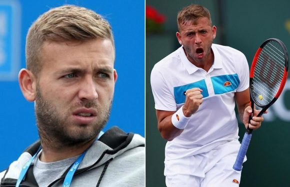 Dan Evans will make comeback from one-year drugs ban after testing positive for cocaine at Glasgow Challenger