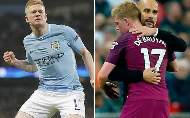 Kevin De Bruyne urges Pep Guardiola to stay and lead Manchester City into glittering new era
