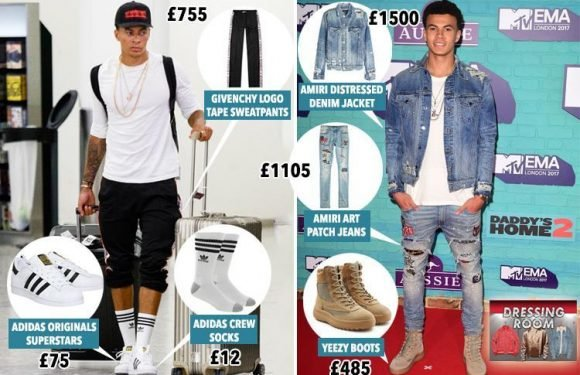 Dele Alli fashion: How to dress like Tottenham's star midfielder without diving into your savings