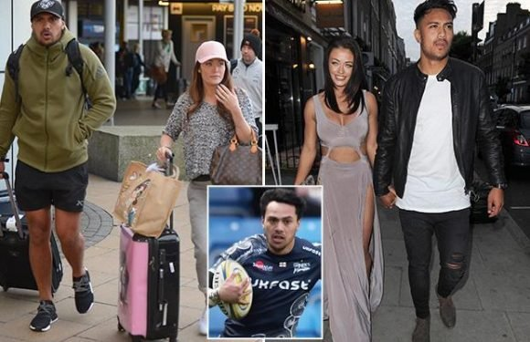 England star Denny Solomona could be booted out of Britain as he faces immigration probe over 'split' from CBB glamour girl Jess Impiazzi