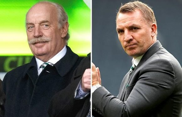 Celtic chief Dermot Desmond won't stop Brendan Rodgers from talking to Arsenal