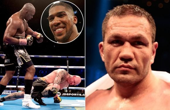 Dillian Whyte in talks to face Kubrat Pulev on July 21 in world title eliminator to face Anthony Joshua