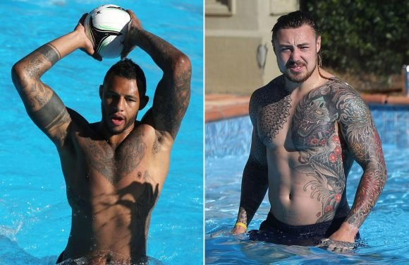 England rugby stars ordered to cover up tattoos at World Cup 2019 in Japan due to mafia links